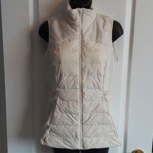 NWOT Lulu Lemon Goose Filled Vest